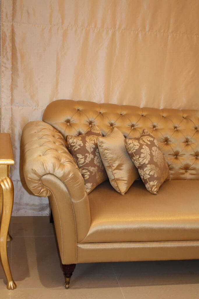 SOFT FURNISHINGS & UPHOLSTERY - Bahar Interior