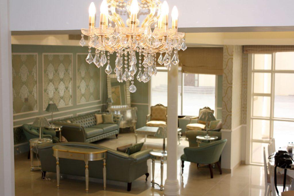 Private Palace, Jumeirah Dubai - Bahar Interior