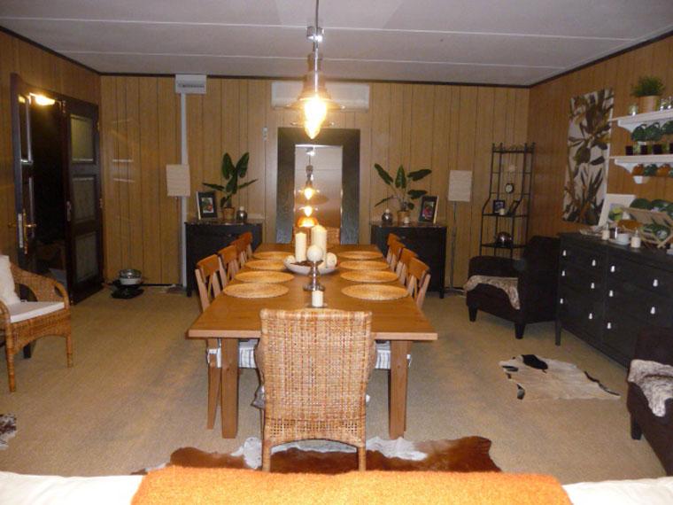 Private Farm House Sharjah UAE - Bahar Interior