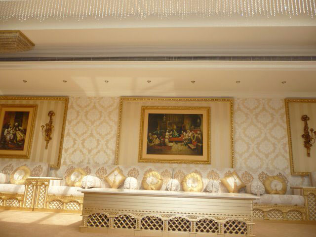 Private Palace, Jumeirah DUBAI - Bahar Interior