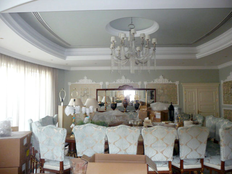 Private Palace, Jumeirah Dubai UAE - Bahar Interior