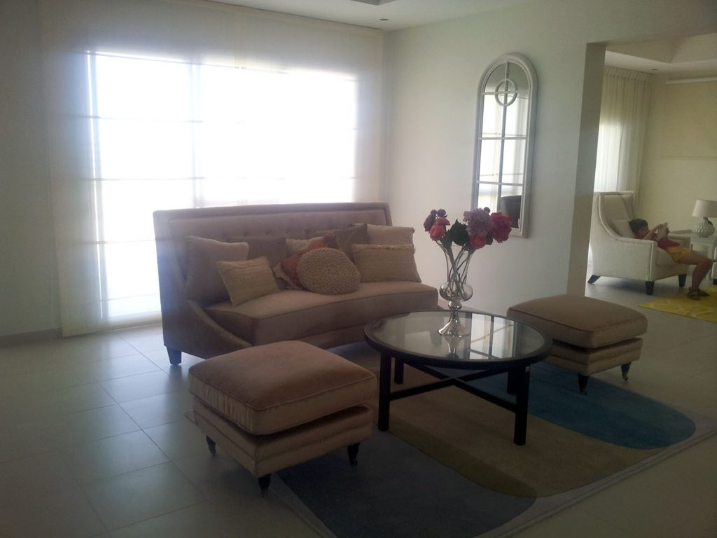 Private Beach House, Ras Al Khaimah UAE - Bahar Interior