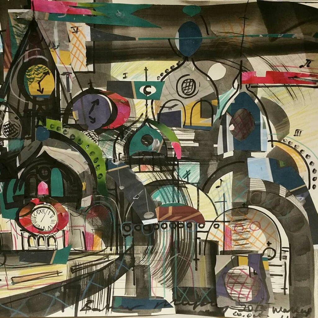 Bahar Interior FINE ARTS